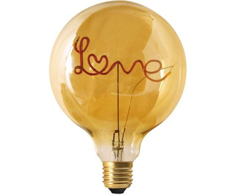 Lampadina Dimmerabile Xl A Led Love E27 2 5watt Lumiere Led Led Ampoule Led