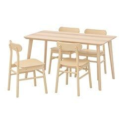 Nouveautes Cuisine Et Salle A Manger Ensemble Table Et Chaise Ikea Chaise Fauteuil
