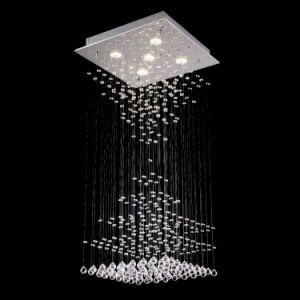 Beautiful Imitation Swarovski Crystal Pendant Lamp Gd 8017 5 On
