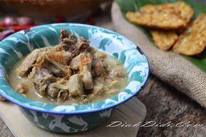 Diah Didi S Kitchen Jangan Gori Tetelan Makanan Resep Masakan Makanan Dan Minuman