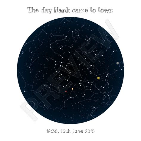 Star Map Posterhaste Hallway Pinterest Map And Stars