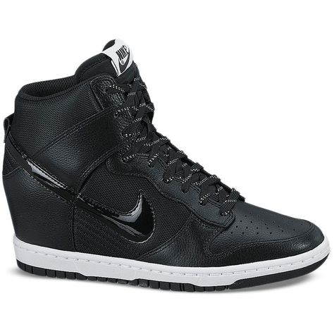 nike wedge hi tops