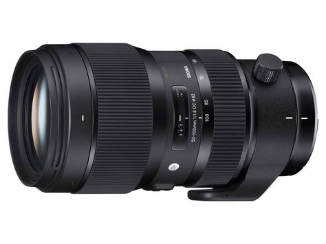 New Gear Sigma 50 100mm F 1 8 Dc Hsm Art Zoom Lens For Aps C