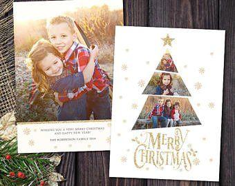 Photo Christmas Card Template Christmas Tree Photo Card Template Photoshop Template 5x7 Holidays Card Template 031 Id251 Christmas Photo Cards Photo Card Template Christmas Photo Card Template