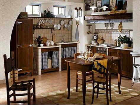 piastrelle per rivestimento cucina in muratura - Cerca con ...