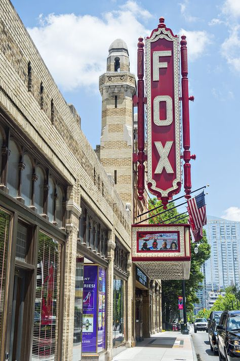 To mark the anniversary of its preservation, the Fox Theatre has been running guided tours of places usually off-limits to even its biggest fans. While the tours visited many restricted.