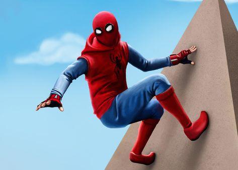 spiderman karaktärer