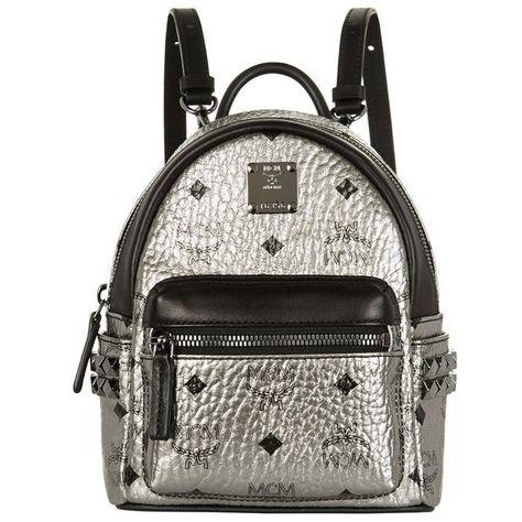 MCM X Mini Stark Backpack ($645) ❤ liked on Polyvore