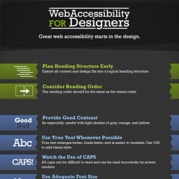Making Online Courses More Accessible by Design