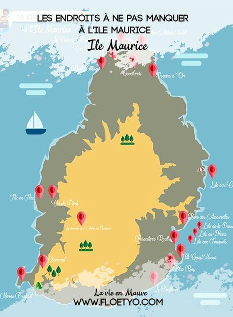 Epingle Par Thelittlemoon Sur Travel Ile Maurice Ile