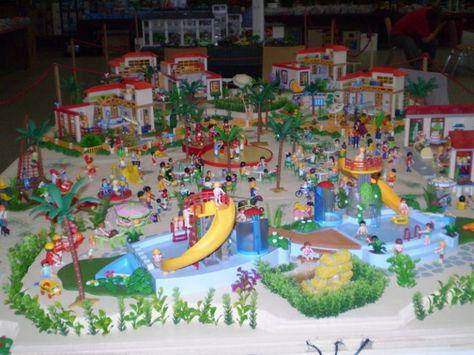 PISCINA DE LUJO #PLAYMOBIL PLAYMOBIL Pinterest Spielzeug und - playmobil badezimmer 4285
