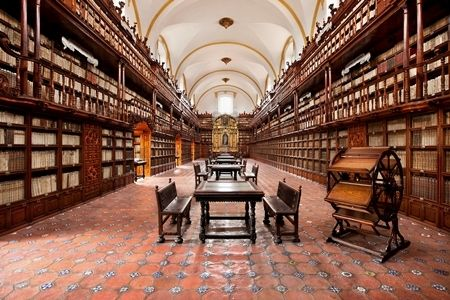 Image result for biblioteca palafoxiana puerta