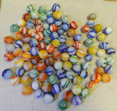 Ebay Sponsored 10051m Vintage Group Or Bulk Lot Of 100 Peltier Glass Marbles Glass Marbles Marble Bulk Lots