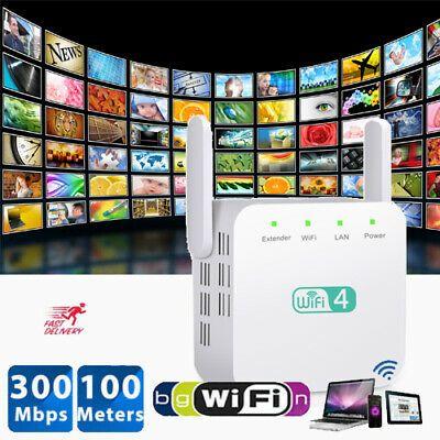 WiFi Blast Wireless Repeater Wi-Fi Range Extender 1200Mbps WifiBlast Amplifier