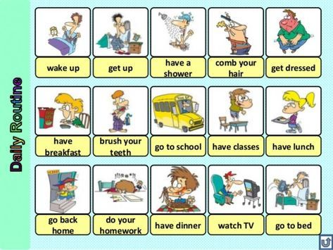 Pin En Vocabulario En Ingles