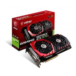 Msi Gaming Geforce 8gb Gdrr5 Gtx 1070 Ti Graphics Card Best Computer Video Card Computer Technology