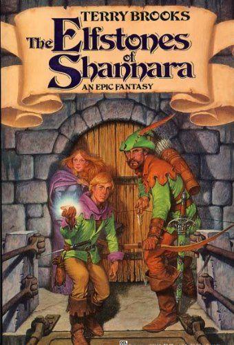 The Elfstones of Shannara by Terry Brooks - Little Brown Book Group - ISBN 10 035619521X - ISBN 13 035619521… | Shannara books, Elfstones of shannara, Fantasy books