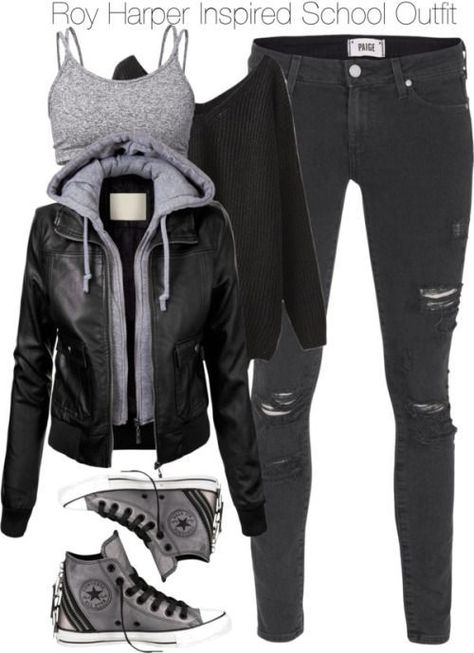 winter outfits for school & winter outfits . winter outfits for work . winter outfits for school . winter outfits for going out . Batman Outfits, Punk Outfits, Teen Fashion Outfits, Swag Outfits, Mode Outfits, Cute Casual Outfits, Grunge Outfits, Girl Outfits, Jeans Outfits