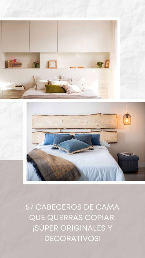 71 Ideas De Cabeceros En 2021 Decoración De Unas Dormitorios Camas