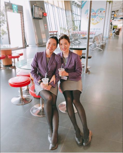  AFA since May 2016さんはInstagramを利用しています:「Follow ✈️ @asianflightattendant at @hk_express with @meganng _______________________________________________________…」