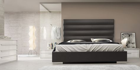 Bedroom With The Striking Prince Bed
