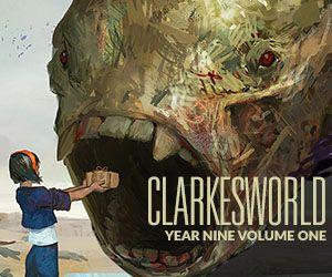 "The Secret Life of Bots,"" by Suzanne Palmer (Clarkesworld"