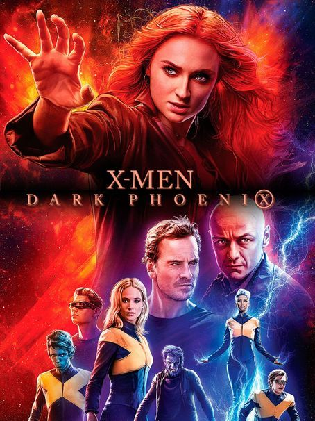 X Men Dark Phoenix In 2020 Stranger Things Season Stranger Things Wallpaper Stranger Things Game