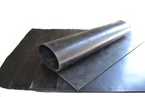 Silicone Rubber Sheet 0 11 Thick 12 6 X 9 Colors Black 1 Sheets Ebay