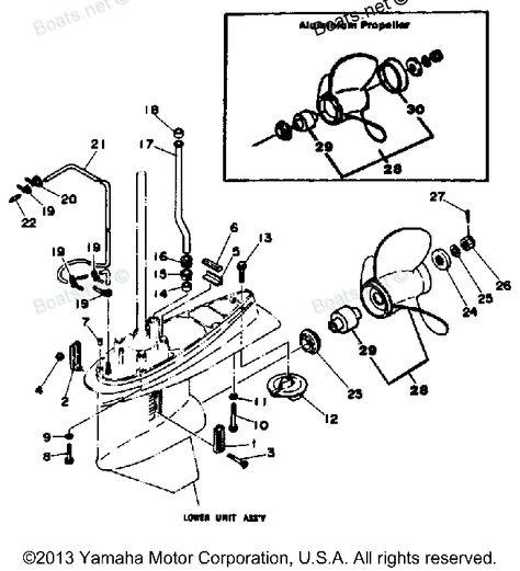 1986 Yamaha 150ETXJ Outboard service repair maintenance
