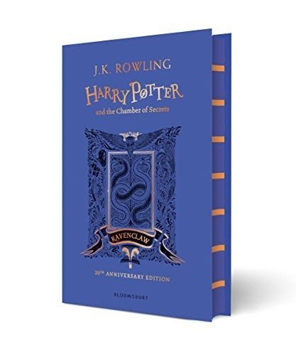 Telecharger Harry Potter Tome 2 Harry Potter And The Chamber Of Secrets Ravenclaw 20th Anniversary Edition En 2020 Telechargement Listes De Lecture Livre Numerique