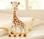 Sophie the Giraffe. Lukas' favorite teething toy. We love Sophie!