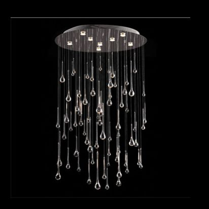 Droplet Light Before Erik Thompson Quatro Lighting Design