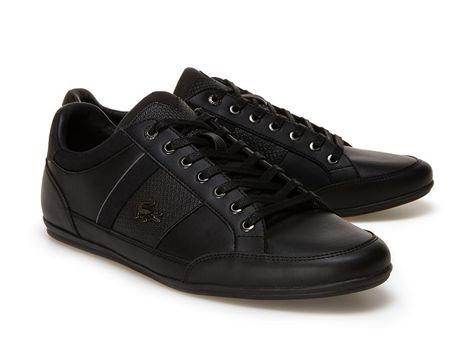 Lacoste Sneakers Noir Et Chaymon Gris N8yvmnwOP0
