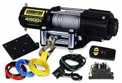 Best Winches Reviews Guide Recommended In 2019 Winch Motor