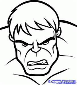 simple marvel coloring pages printable  yahoo image