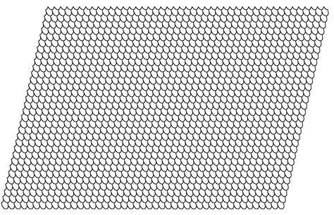 Tapestry Crochet Graph Paper