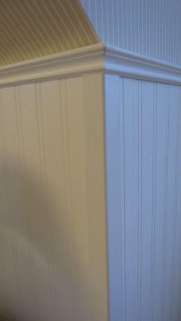 Beadboard Wandverkleidung Wandverkleidung Haus Holzpaneele Wand