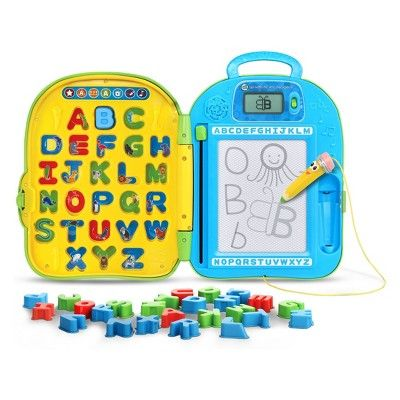 Leapfrog Go With Me Abc Backpack Preschool Learning Toys Learning Toys Leap Frog