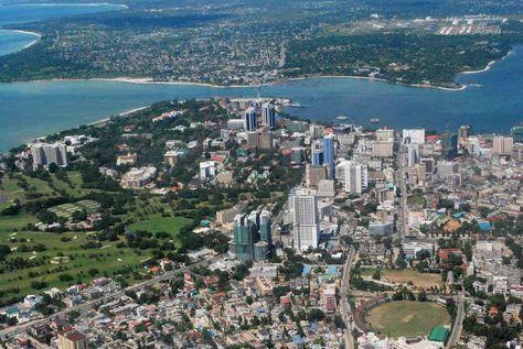 Fotos De Dar Es Salaam Tanzania Cidades Da Africa Cidades