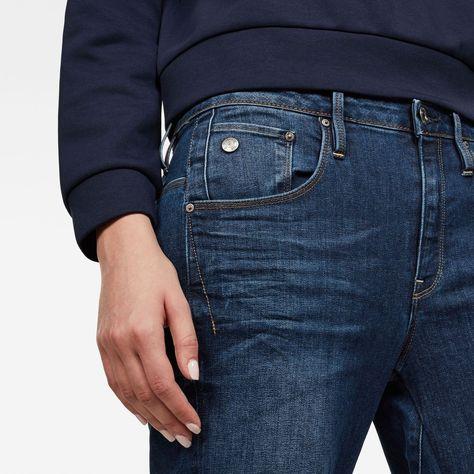 great look best quality best deals on Jean Boyfriend Taille Basse Arc - Taille : W24/L28;W24/L30 ...