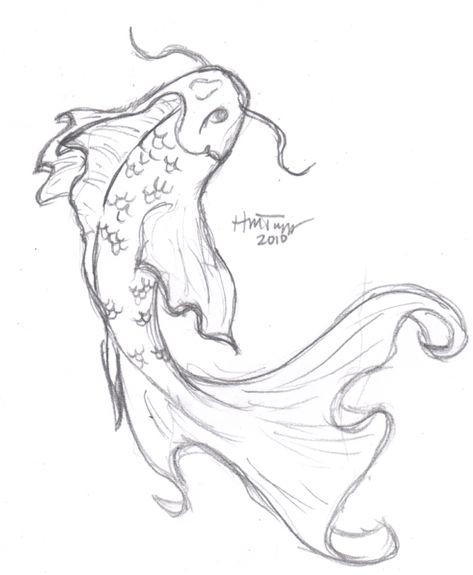 koi fish drawings in pencil에 대한 이미지 검색결과 Koi Fish Drawing, Fish Drawings, Cool Art Drawings, Pencil Art Drawings, Art Drawings Sketches, Sketch Art, Fish Sketch, Tattoo Sketches, Drawing Designs