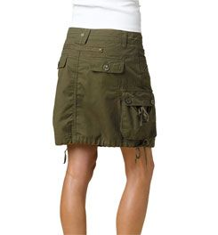 prAna Ellia Cargo Skirt - Women's