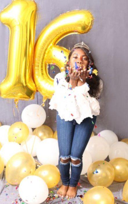 Birthday Photoshoot Ideas Sweet 16 32 Ideas For 2019 In 2021 Birthday Photoshoot 16th Birthday Outfit 21st Birthday Photoshoot Sweet 16 centerpieces and decor. birthday photoshoot ideas sweet 16 32