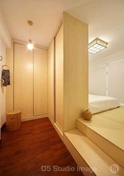8 Ways To Squeeze A Walk In Wardrobe In Your Hdb Bedroom No Wall Hacking Required Bedroom Wardrobe Wardrobe Design Bedroom Wardrobe Bed
