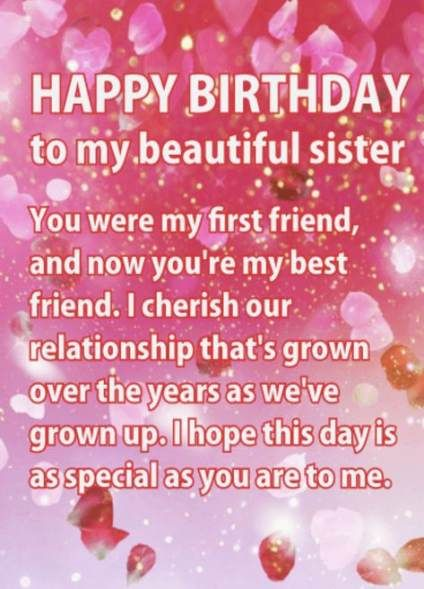 Funny Happy Birthday Quotes For Sister Posts 22 Ideas Happy