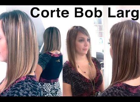 Corte Tipo Bob Largo