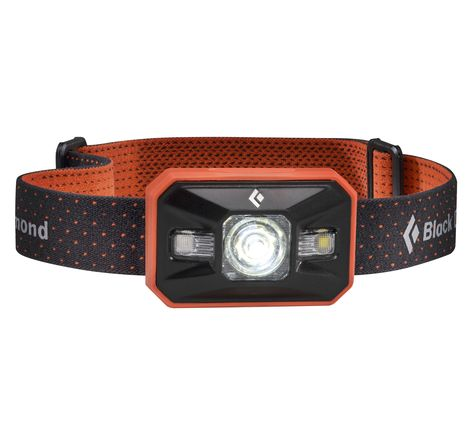 Redesigned with an unprecedented 250 lumens of power, a weatherproof construction and a full feature set, the Black Diamond Storm headlamp is our premier light for climbing, skiing and other outdoor pursuits where bright, compact illumination is para...