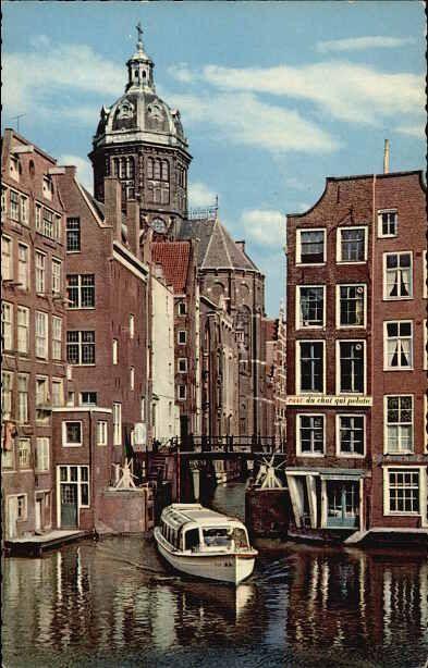 Amsterdam T Kolkje Amsterdam Nederland Amsterdam Nederland