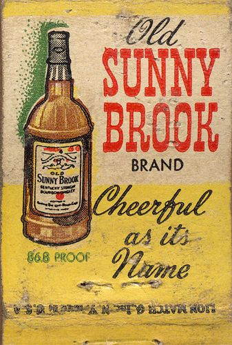 Sunny Brook bourbon by Olivander, via Flickr (hahahaha.. :)
