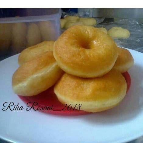 Resep Donat Ala Jco Oleh Rika Rosani Resep Resep Memasak Ide Makanan